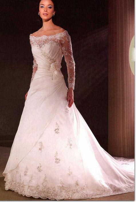 Wedding dress of the week - 12