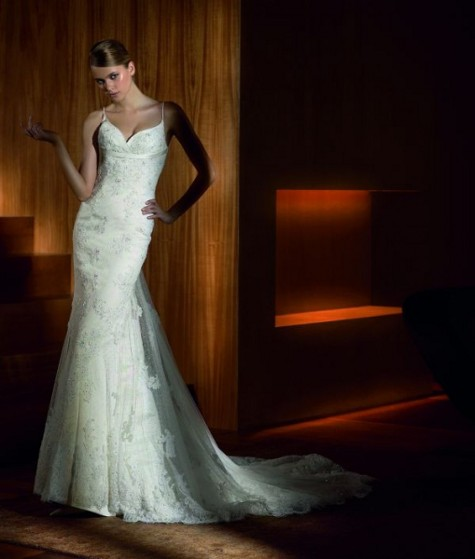Wedding dress of the week - 9