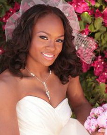 Wedding hairstyles for medium length african-american hair
