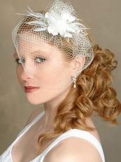 hairstyle veil