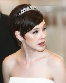 wedding hairstyles for medium length and short hair  all