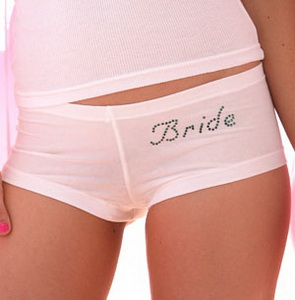 bridal undies