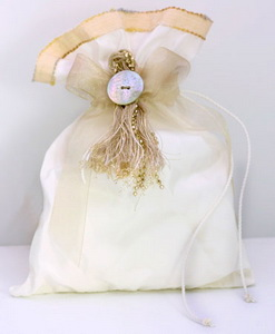wedding money bag