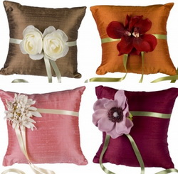 ring pillow style