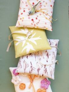 ring pillow fabric