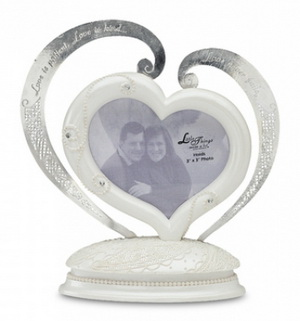 cake topper photo holder
