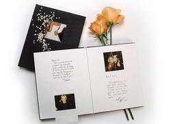 guest book photo
