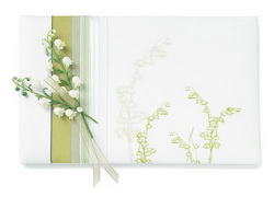 guest book traditional