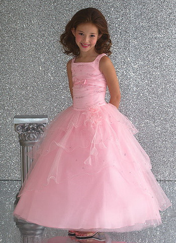 Flower girl dress bodice and skirt. jpg