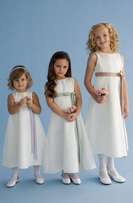 flower girl dress age