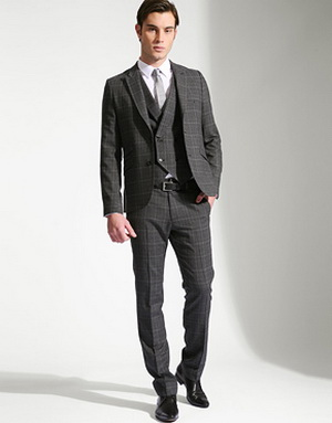 groom's suit 3 pieces