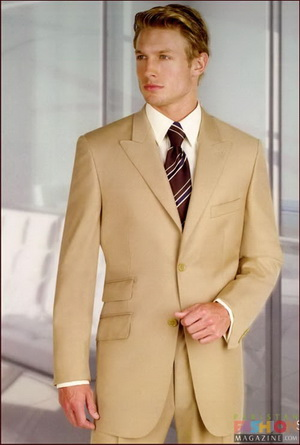 groom's suit color