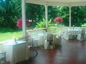 bridal shower location