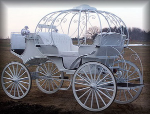 carriage cinderella