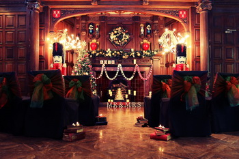 christmas wedding venues