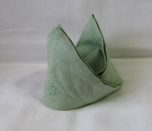 Bishop's Hat Napkin Folding
