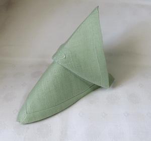 Slide Napkin Folding