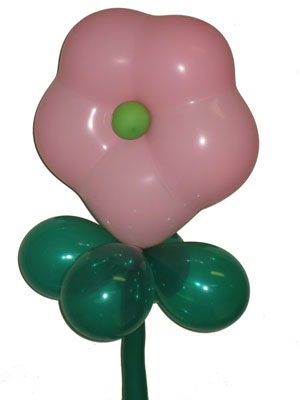 Custom shape for wedding balloons
