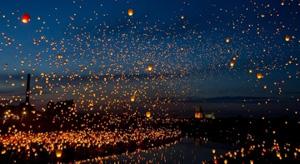 Wishing Sky Lantern