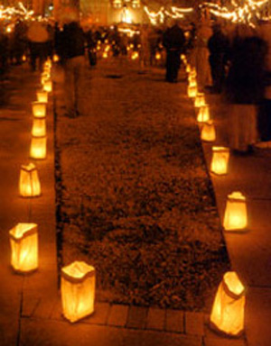 Lanterns Wedding Whishing Sky