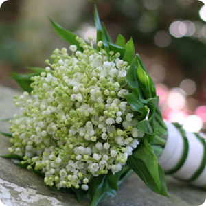 Flowers and Personality - lily of the valey
