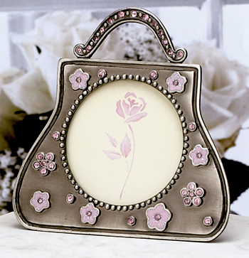 Shaped photo frames