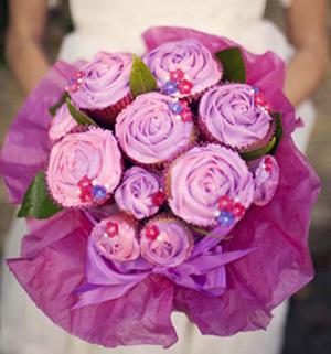 unique-bridal-bouquet-muffins