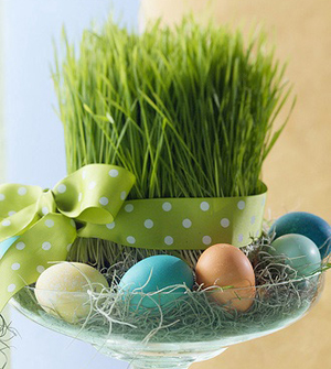 wheatgrass-centerpieces-simple