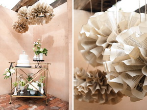 eco friendly wedding decorations