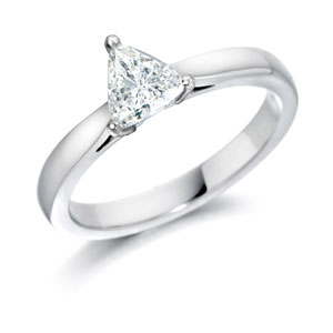 trilliant-diamond-ring