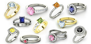 gemstone-engagement-rings