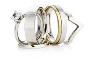 metal for wedding rings