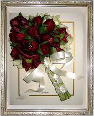 freeze-drying-bridal-bouquet (source:http://www.evyjacob.blogspot.com )