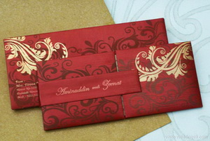 magnetic wedding invitation all about wedding