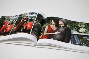 make your own wedding album (source: http://www.flickr.com/photos/vstrash/3286902293/)