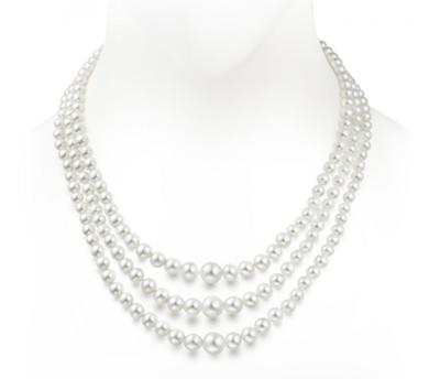 pearl wedding jewellery