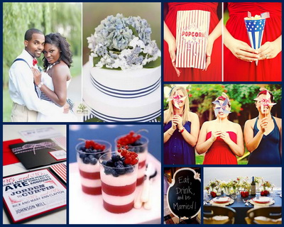 Americana wedding (source: http://2.bp.blogspot.com/)