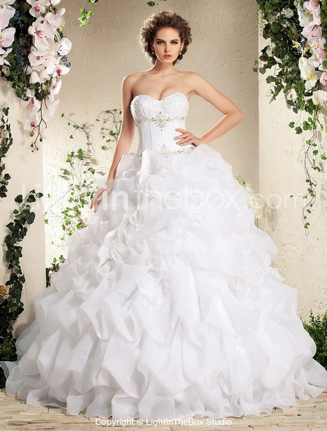 Wedding dress of the week
