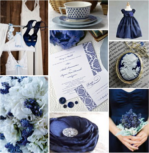 Top 5 Colors of 2014 Weddings | All About Wedding