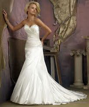 rent your wedding dress