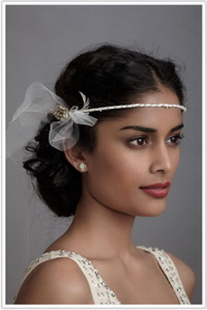 bridal hairstyle - 30'