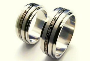 titanum wedding bands