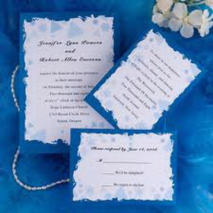 dyi wedding invites